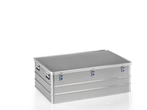 Transportkiste mit GGVSE-Zulassung 4B X, G®-safe BOX A 1589/327  4B X BAM, 1153x753x380 mm, Tragkraft 150 kg, aus Aluminium