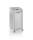 Wertstoffsammler eloxiert - 1 fach, G®-COLLECT X 2001/1 , 370x490x800 mm, aus Aluminium, eloxiert