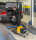 Griffroller, 800x500x900 mm, 400 kg Tragfähigkeit, Verzinkt