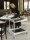 """""""Konga Design"""" Tischwagen, 2 Ebenen, 690 x 435 mm, 150 kg Tragfähigkeit, Weiß"""