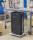 Müllsackständer , 450x380x900 mm, 30 kg Tragfähigkeit, Weiß