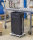 Müllsackständer , 450x380x900 mm, 30 kg Tragfähigkeit, Verzinkt