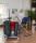 Reinigungswagen, 700x550x1000 mm, Verzinkt