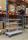 Serie 9000 Transportwagen, Etagenwagen, 4 Ebenen, 1400 x 600 mm, 300 kg Tragfähigkeit, Verzinkt / Weiß, mit Bremsen