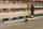 Plattenwagen, 800x380x900 mm, 200 kg Tragfähigkeit, Gelb, luftbereift