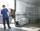 Gitterbox, 1200x800x980 mm, 1000 kg Tragfähigkeit, Verzinkt