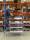 Serie 8000 Transportwagen, Etagenwagen, 3 Ebenen, 1200 x 425 mm, 250 kg Tragfähigkeit, Verzinkt / Weiß, ohne Bremsen