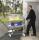 Serie 8000 Transportwagen, Etagenwagen, 4 Ebenen, 1200 x 425 mm, 250 kg Tragfähigkeit, Verzinkt / Weiß