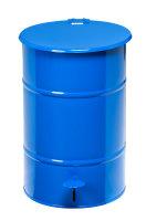 Abfallbehälter aus Stahl mit 30 bis 160 Liter...