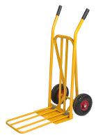 Gepäck- & Sackkarre, 920x480x1170 mm, 250 kg Tragfähigkeit, Gelb