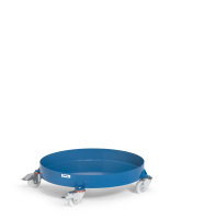 Fassroller 1361, 179 mm, 250 kg Tragfähigkeit, Blau,...