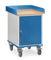 Rollschrank, 150 kg Tragfähigkeit, Grau