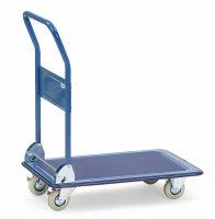 Ganzstahlwagen, 150 kg Tragfähigkeit, Blau
