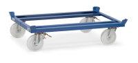 Paletten-Fahrgestell, 1050 kg Tragfähigkeit, Blau