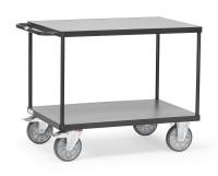 Tischwagen, 500 kg Tragfähigkeit, Grau