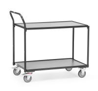 Tischwagen, 300 kg Tragfähigkeit, Grau
