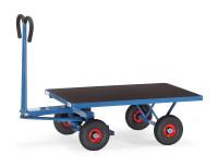 Handpritschenwagen, 700 kg Tragfähigkeit, Blau