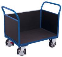 Dreiwandwagen mit Siebdruckplatte