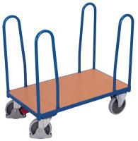 Seitenbügelwagen mit 4 Bügeln