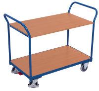 Tischwagen mit 2 Ladeflächen