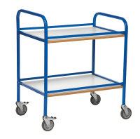 Tablettwagen, 765x520x895 mm, 100 kg Tragfähigkeit