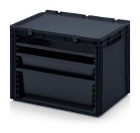 ESD-Schubladenbehälter