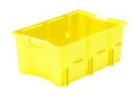 Drehlagerkasten DLK 1c, Farbe gelb, 480x312x200 mm