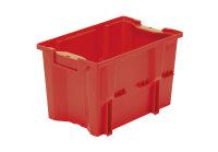 Drehlagerkasten DLK 2, Farbe rot, 328x210x200 mm