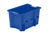 Drehlagerkasten DLK 2, Farbe blau, 328x210x200 mm