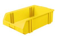 Sichtlagerkasten LK 1c, gelb, 500x300x145 mm