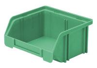 Sichtlagerkasten LK 5, grün, 85x105x45 mm