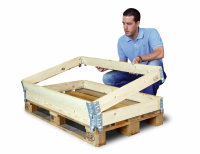 Holzaufsatzrahmen, 800 x 600 x 195 mm