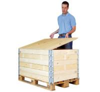 Holzaufsatzrahmensystem, Deckel für Europalette,...