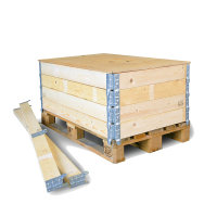 Holzaufsetzrahmen, 1200x800x400, Gewicht: 8,4 kg