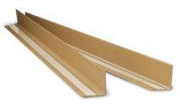 Kantenschutzleisten, 1100 x 50 x 50mm, 3 mm Stärke, braun, selbstklebend