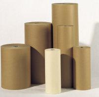 Natron-Mischpapier, 50 cm breit, 80 g/qm, ca.12 kg, braun