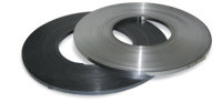 Stahlband, blank, 16 mm breit x 0,5 mm Stärke, in...