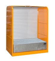 Gefahrstoff-Rollladenschrank RSG-1, 1300x870x1610 mm