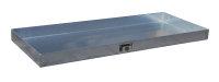 Kleingebindewanne KGW 1, verzinkt, 940x370x60 mm