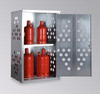 Kleingasflaschenschrank