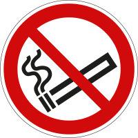 """Verbotsschild """"Rauchen verboten""""..."""