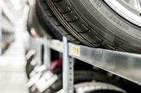 Großfach-Räder-/Reifenregal mit Stecksystem,...