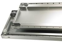 Zusatzebene 1300x600 mm, Typ 150 - mit 7 Trenn-u.2...
