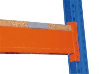 Z-Blech 50x94x2 mm - für Spanplatten