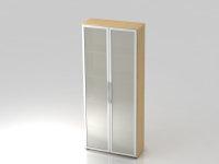 Glastürenschran  5 OH -verschiedene Maße,...