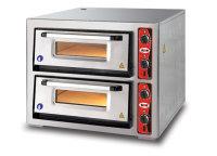 Pizzaofen CLASSIC PF 7070 DE, 2 Backkammer