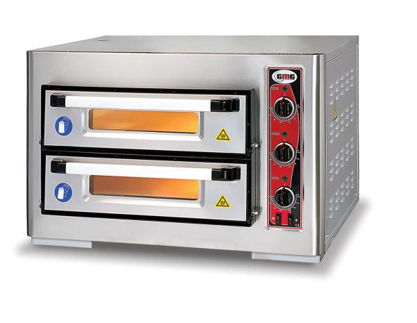 Pizzaofen CLASSIC PF 5050 DE3, 2 Backkammer
