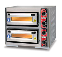 Pizzaofen CLASSIC PF 5050 DE4, 2 Backkammer