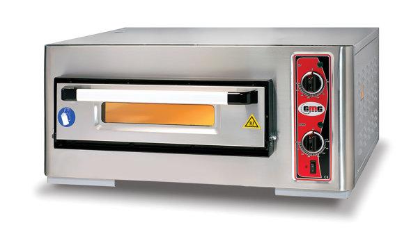 Pizzaofen CLASSIC PF 5050 E, 1 Backkammer