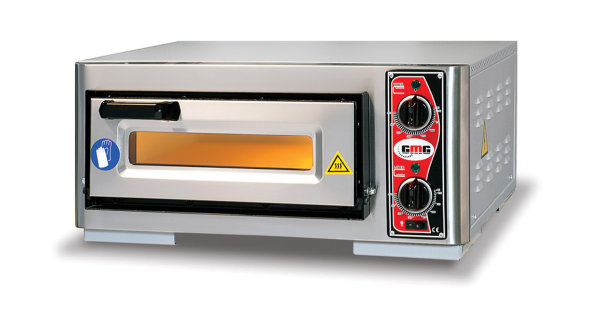 Pizzaofen CLASSIC PF 4040 E, 1 Backkammer